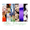 Blue Champagne: August Collection